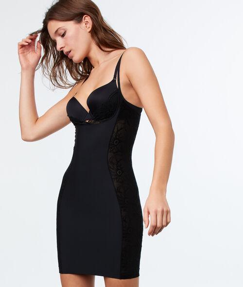 Modelująca sukienka-halka