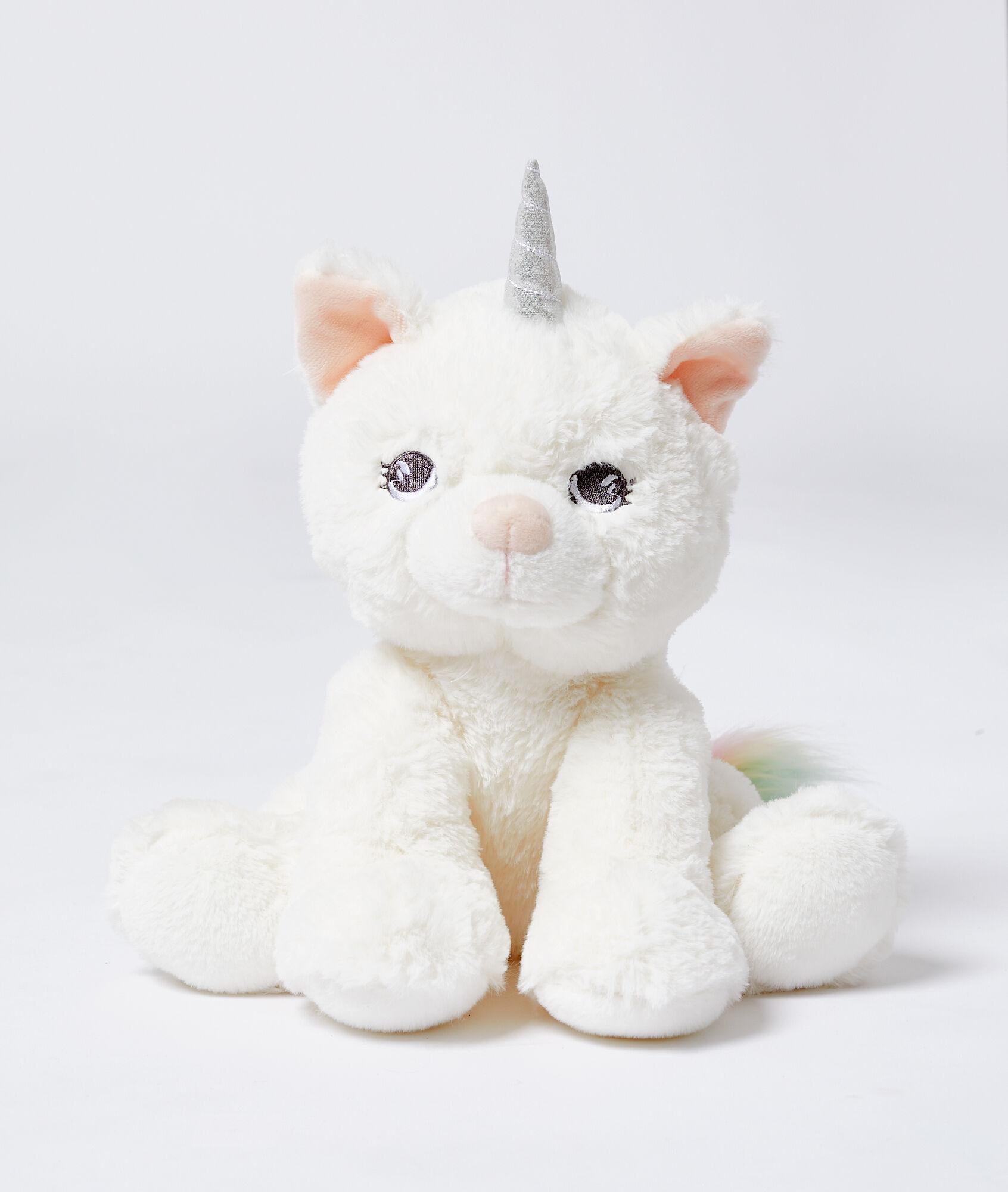 PONY Schowek na piżamę kot jednorożec