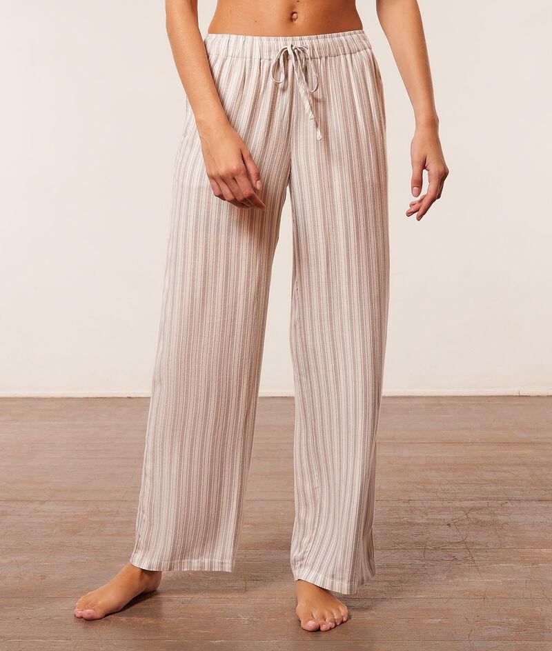 Spodnie od piżamy;${refinementColor}