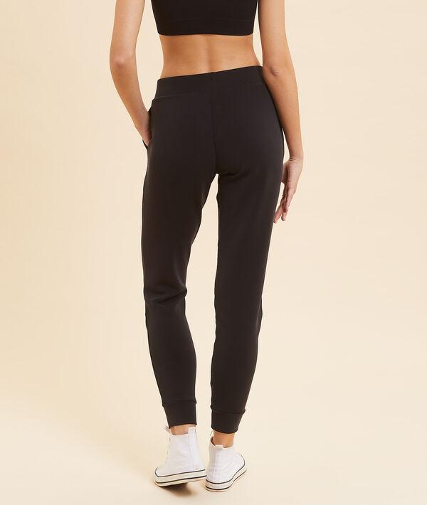 Spodnie sportowe ze wstawkami tiulu;${refinementColor}