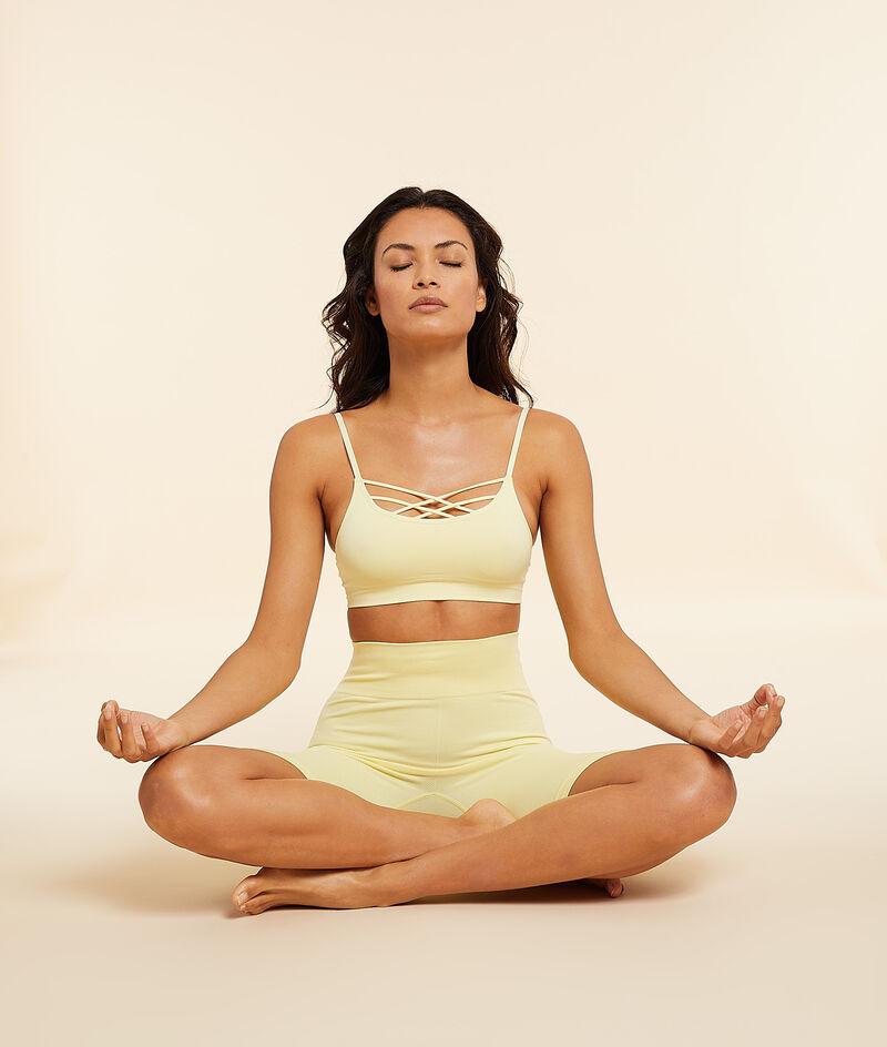 Biustonosz do jogi - średnie podtrzymanie;${refinementColor}
