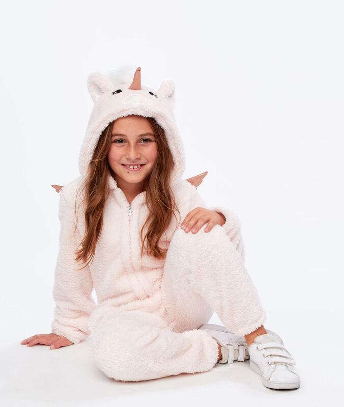 Kombinezon piżamka dla dzieci- jednorożec rose.