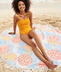 Ręcznik-chusta typu fouta - 100% bawełny multicolore.
