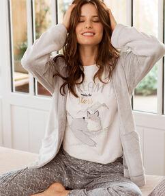 Piżama trzyczęściowa gris.
