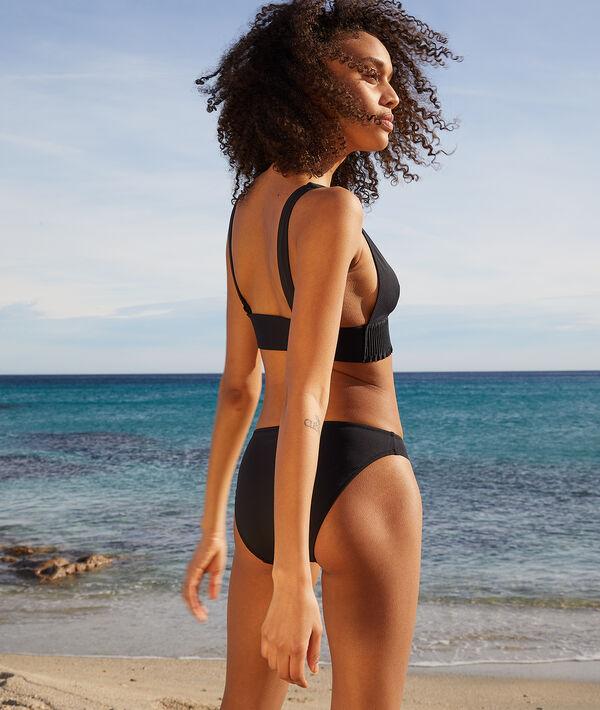 Trójkątna góra od kostiumu kąpielowego, wyjmowane wkładki;${refinementColor}