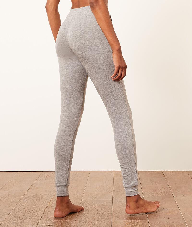 Spodnie joggery od piżamy;${refinementColor}