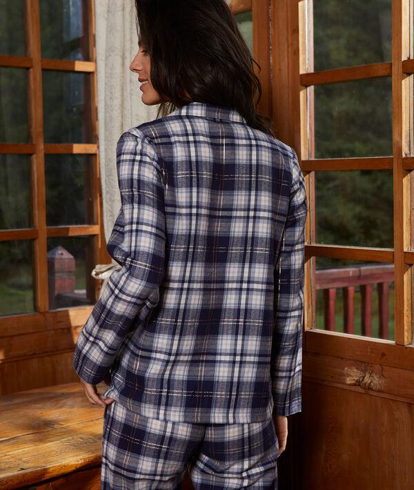 Bawełniana koszula od piżamy