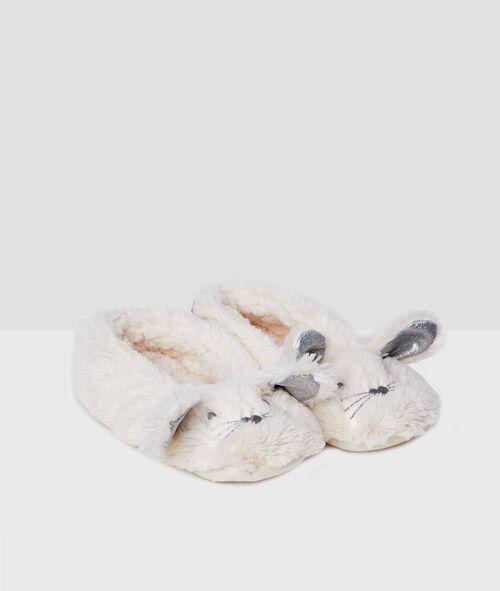 Kapcie króliczki