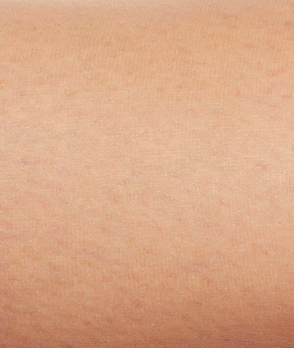 Przezroczyste rajstopy bezpalcowe, efekt gołych nóg;${refinementColor}