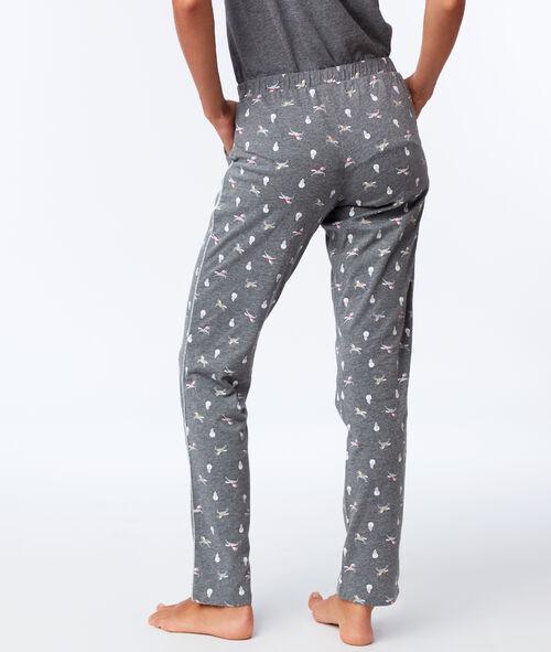 Spodnie w jednorożce