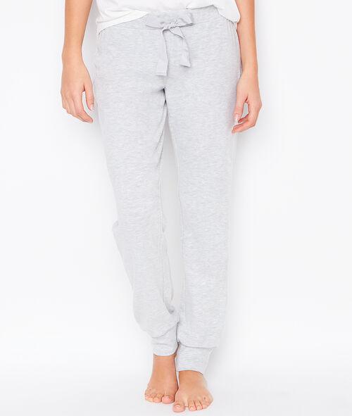 Klasyczne spodnie z kokardką