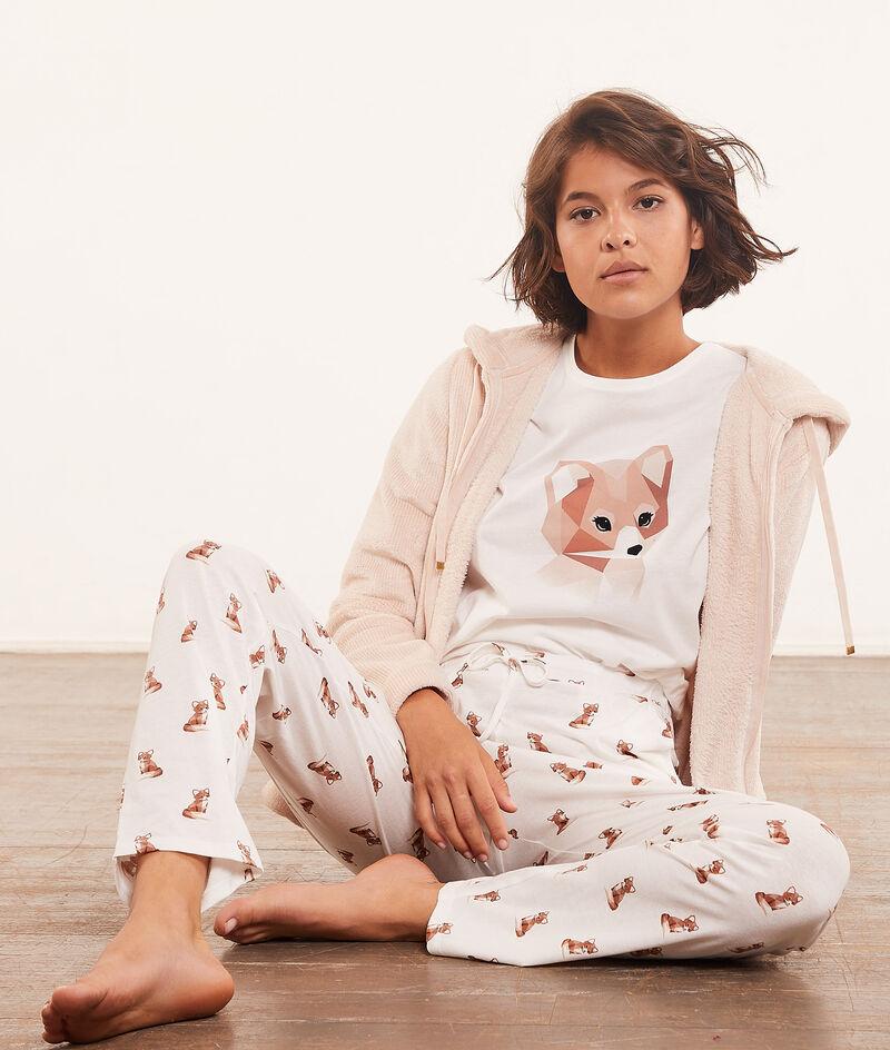 Pyjama 3 pièces, veste pilou pilou;${refinementColor}