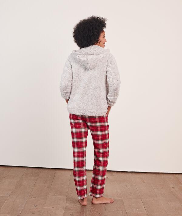 Piżama trzyczęściowa z napisem 'cosy';${refinementColor}