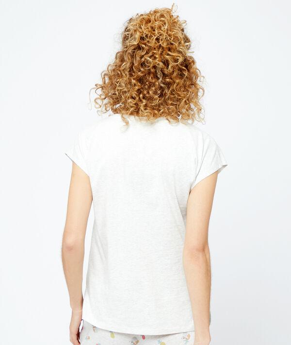 T-shirt z nadrukiem 'pinakoala';${refinementColor}