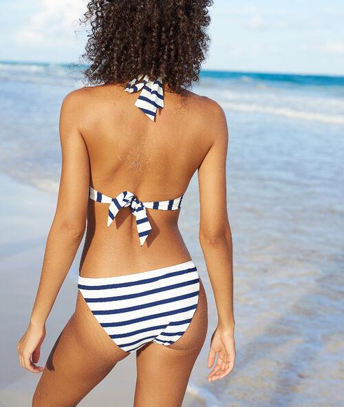Klasyczny dół bikini, paski