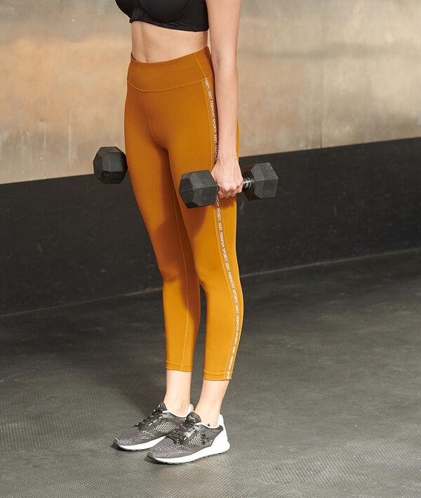 Krótkie legginsy treningowe