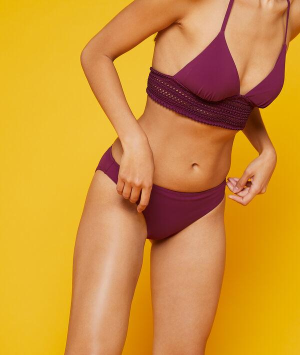 Klasyczny dół bikini