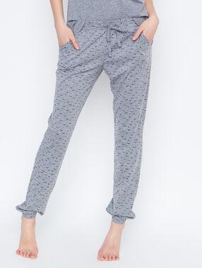 Spodnie w deseń gris.
