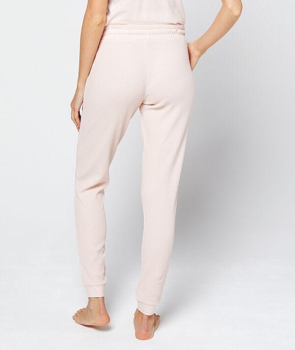 Spodnie z moltonu