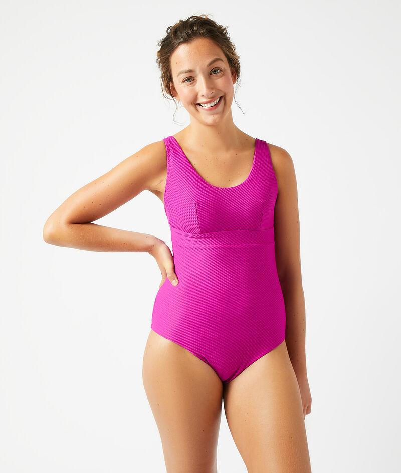 Kostium kąpielowy jednoczęściowy dla kobiet po mastektomii;${refinementColor}