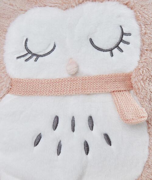 Schowek na piżamę- sówka