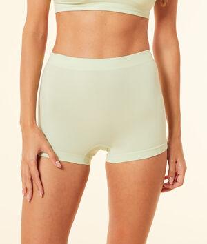 Short boyleg confort optimal en coton;${refinementColor}