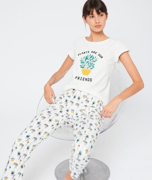 2d8a18f3021f0f Spodnie od Piżamy Damskie Do Spania | Piżamowa Kolekcja Lato 2019 Etam