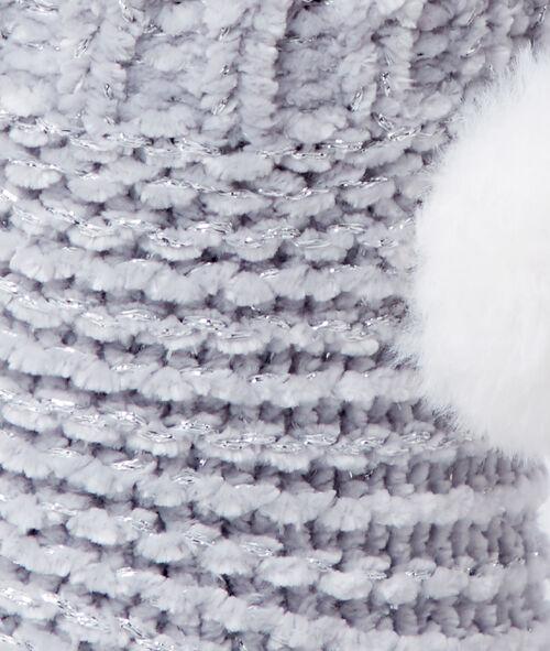 Skarpetki homewear z pomponem