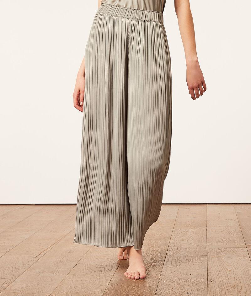 Spodnie od piżamy z rozszerzanymi nogawkami;${refinementColor}