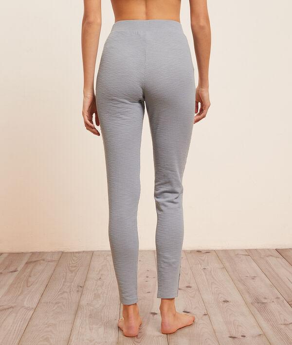 Spodnie od piżamy w jednolitym kolorze;${refinementColor}