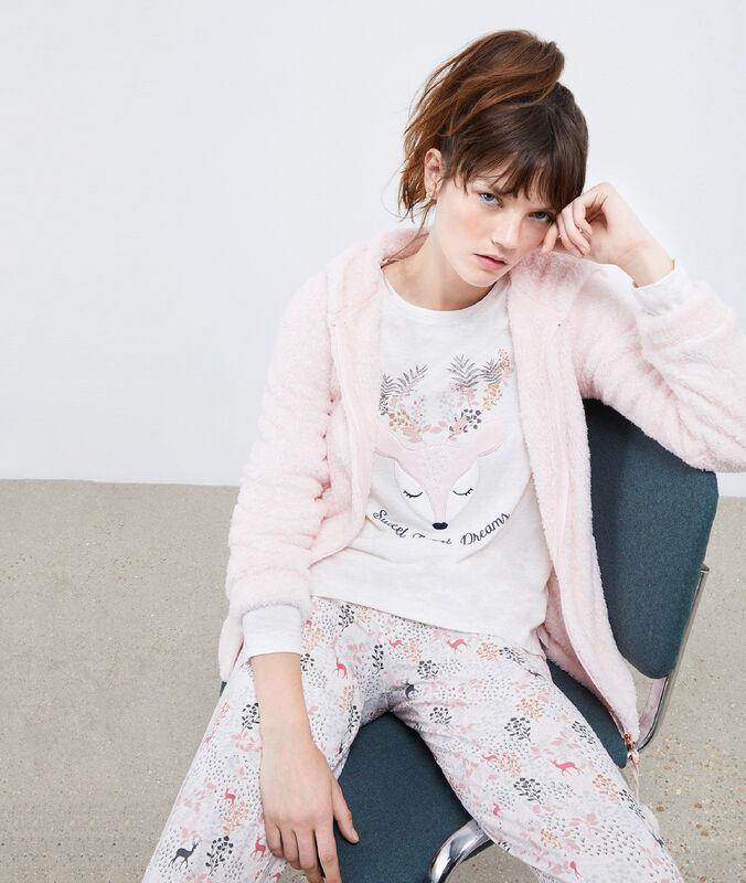 Piżama trzyczęściowa jelonek rose.