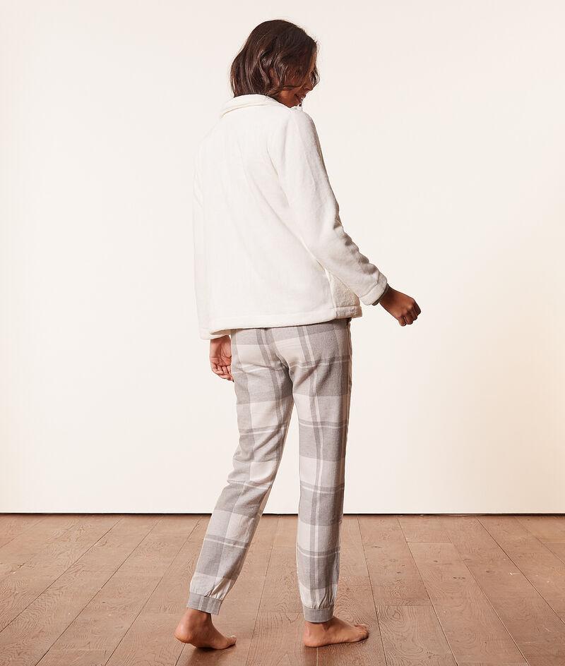 piżama 3 częściowa z bluzą polarową;${refinementColor}