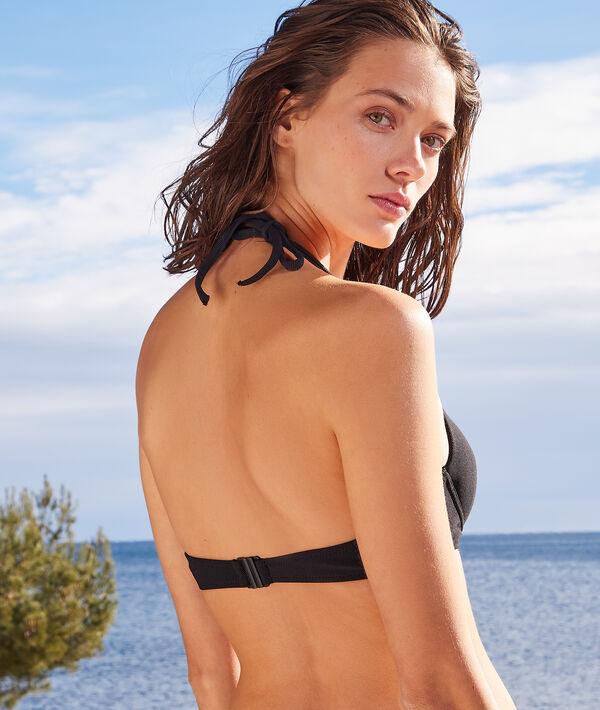 Biustonosz push-up od kostiumu kąpielowego;${refinementColor}