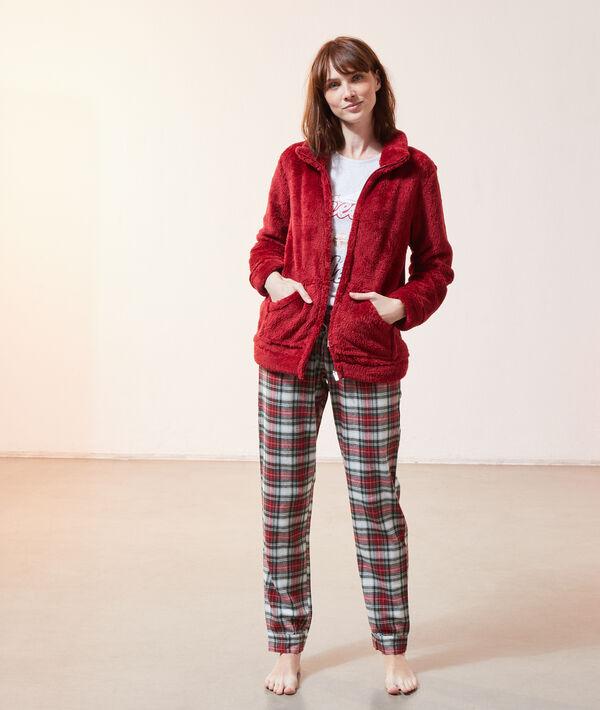 Piżama trzyczęściowa z napisem 'need more sleep';${refinementColor}