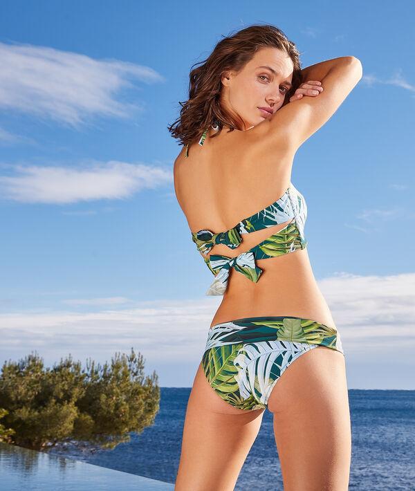 Majtki bikini od kostiumu kąpielowego;${refinementColor}