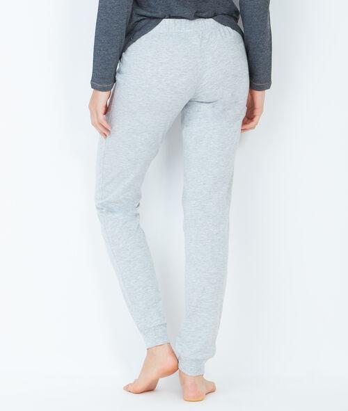 Spodnie fason jogging