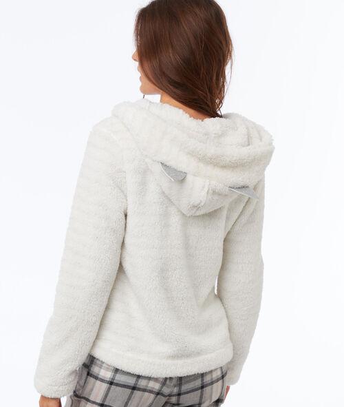 Bluza homewear z kocimi uszkami