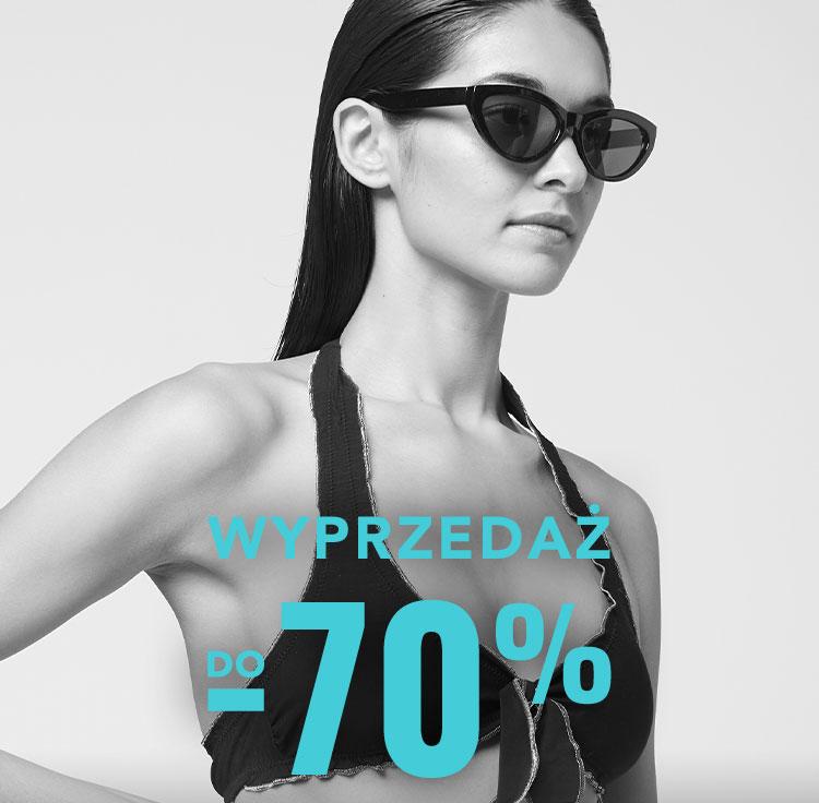 Wyprzedaż do -70% | Stroje kąpielowe
