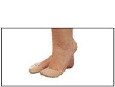 Stópki płytkie