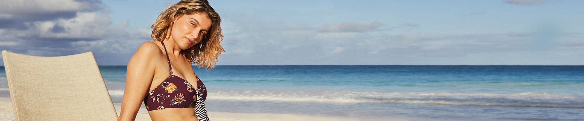 Plażowy must have według Leatitia Casta