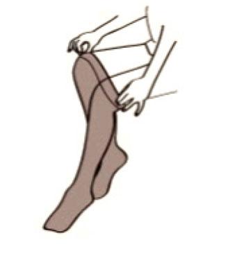Jak zakładać rajstopy